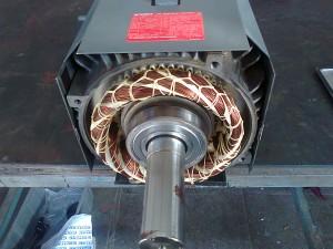 Konya spindle motor tamiri ve sarımı